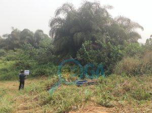 Plots of Land for Sale behind Journalist Estate Phase 1, Arepo, Ogun State