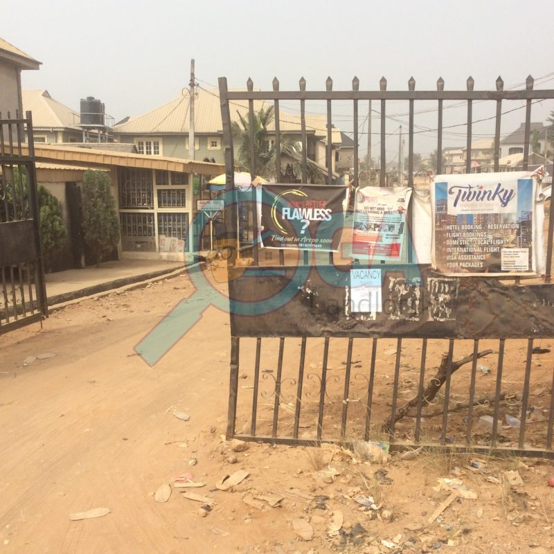 Plots of Land for Sale behind Journalist Estate Phase 1, Arepo, Ogun State