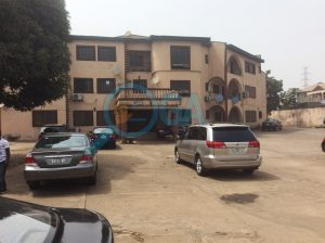 A Mini Estate with 11 Flats for Sale at River Valley Estate, Ojodu Berger Lagos State.