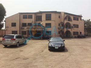 9 Unit of 3 Bedroom Flat for Sale at River Valley Estate, Ojodu Berger Lagos State.
