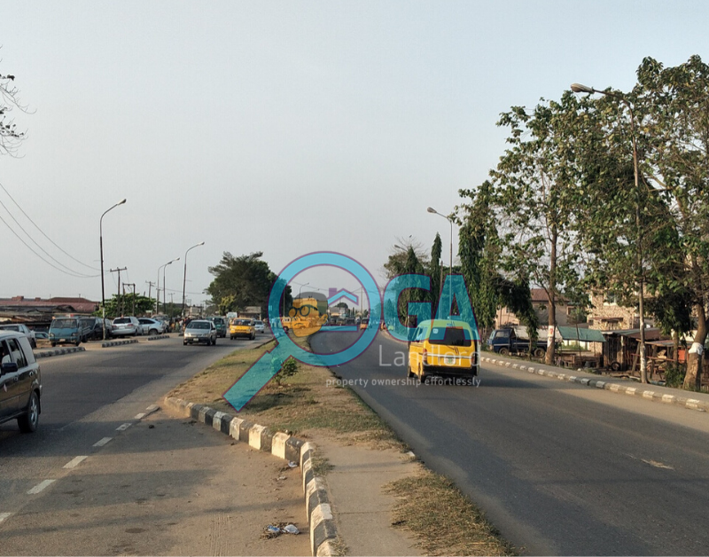 2 Plots of Land for Sale at Iba, Lagos State